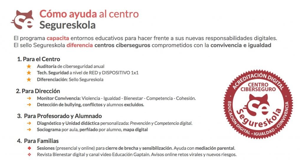 Segureskola valor